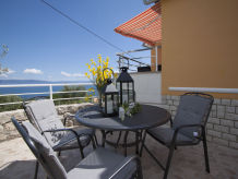 Holiday apartment in der Villa Novi Mare 1