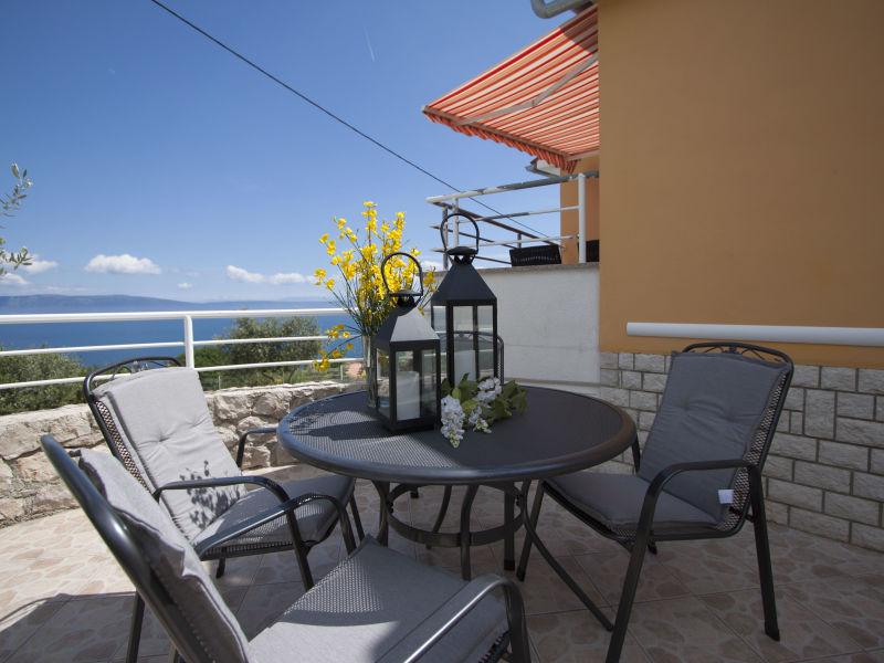 Holiday apartment in der Villa Novi Mare 1