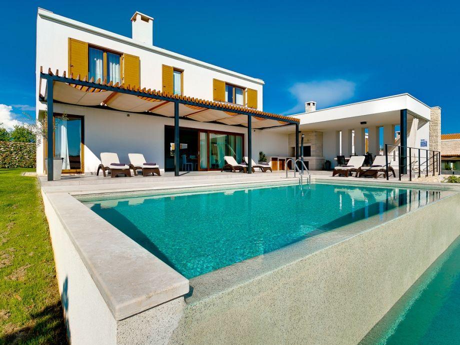 Außenaufnahme Villa Grigia
