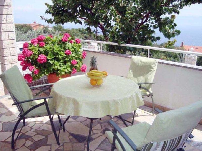 Holiday apartment Kamin in der Villa Oliveto