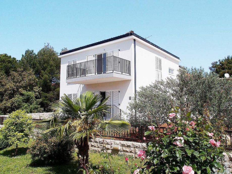Außenaufnahme Kornat in der Villa Mare Kornat