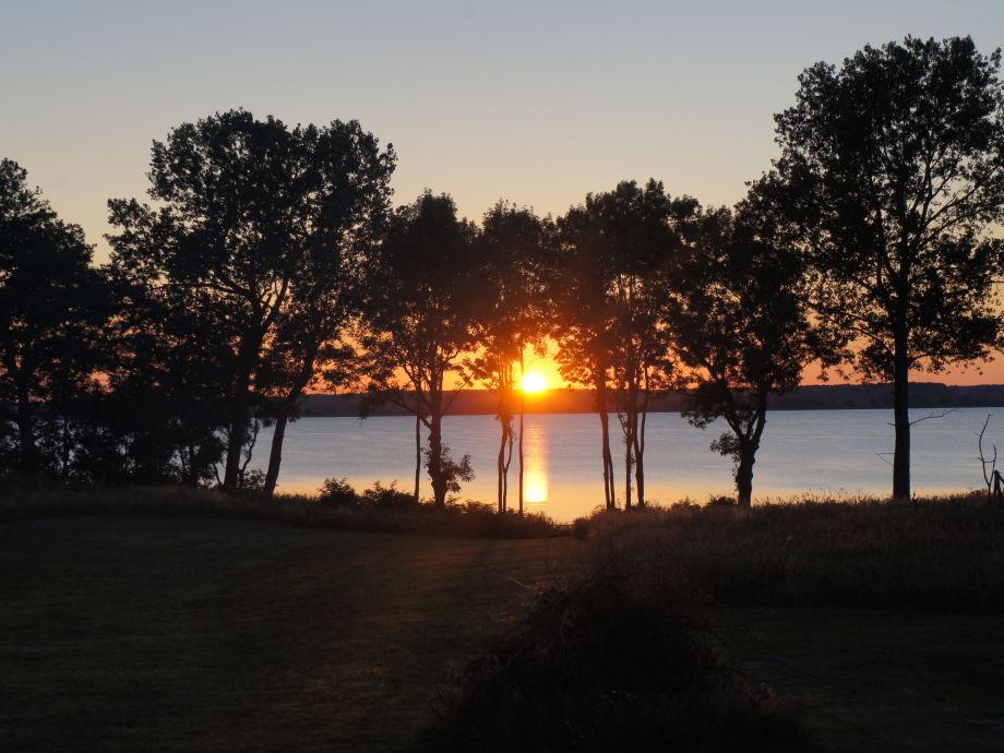 Blick auf den Kummerower See