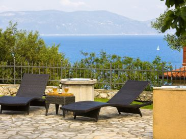 Ferienwohnung in der Villa Lavender Penthouse