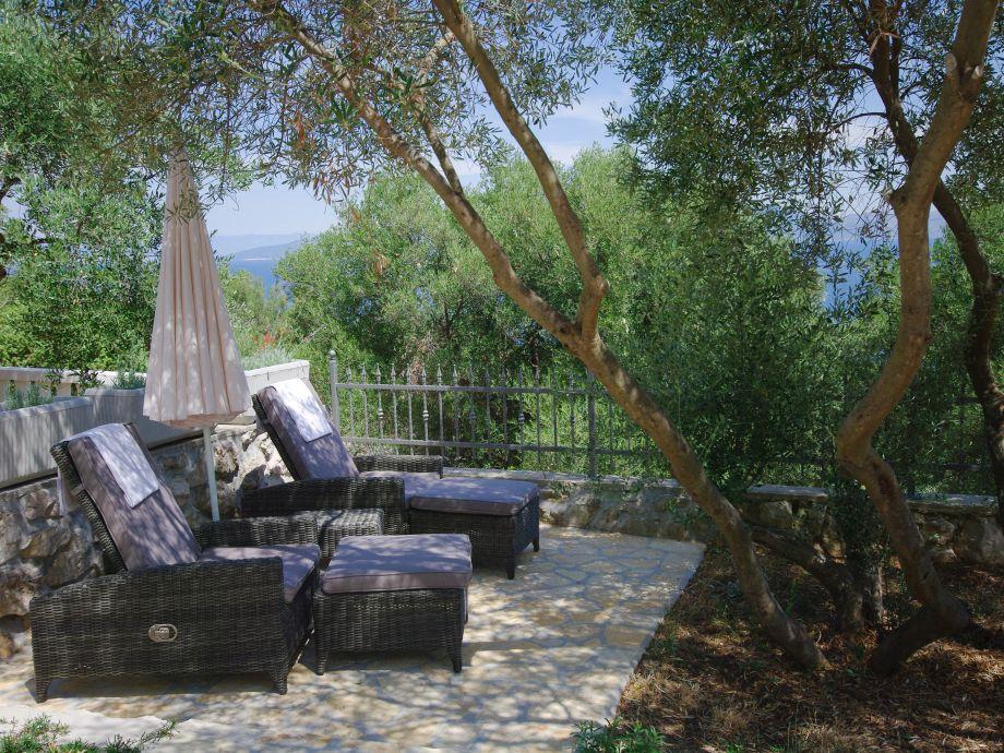 ferienwohnung white oleander in der villa lavender kroatien istrien ravni firma casa. Black Bedroom Furniture Sets. Home Design Ideas