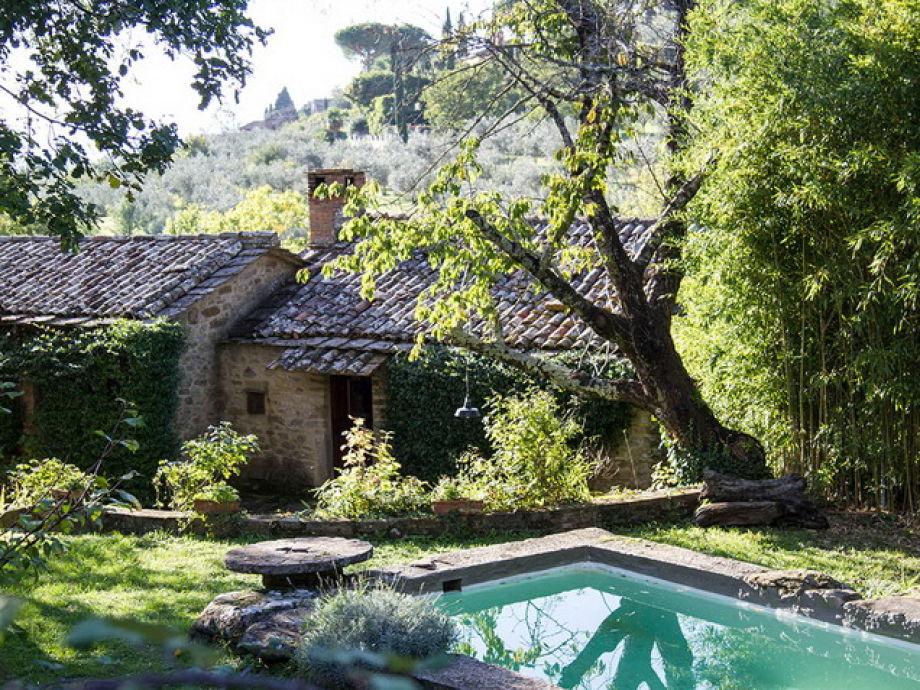 Villa I Fontoni bei Cortona