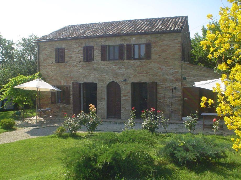 Außenaufnahme Casa Gina