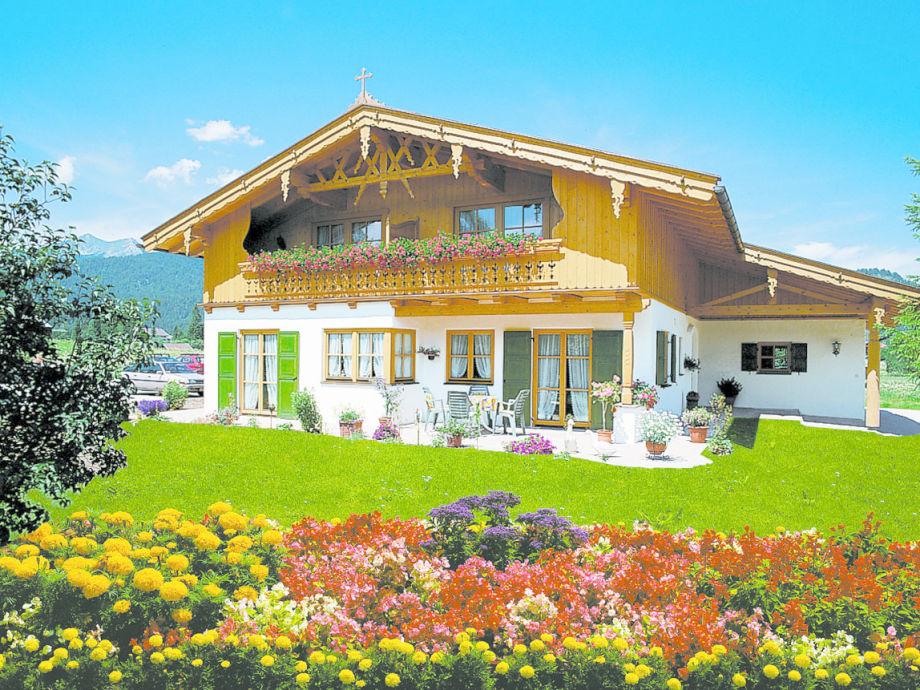 Landhaus Bergromantik