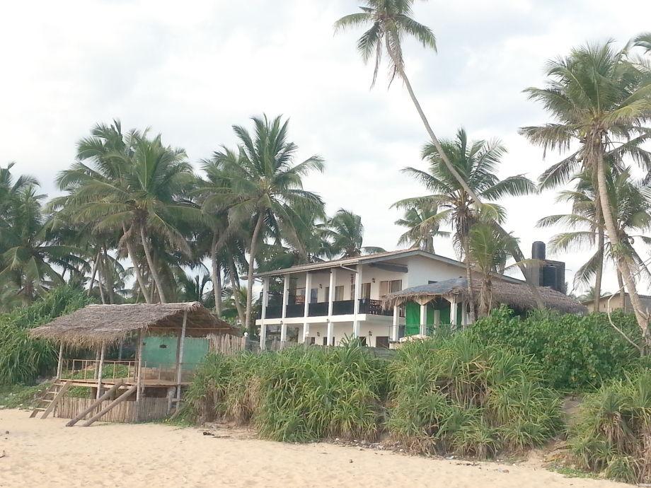 Von Strand aus gesehen