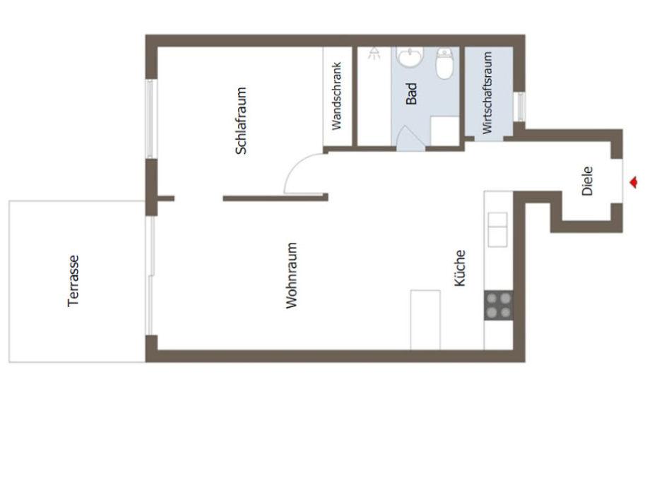 Holiday apartment Familie Weber, Cala Egos   Es Forti (Region ...