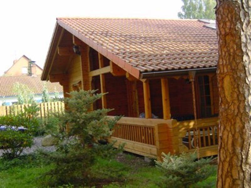 Ferienhaus am Steinhuder Meer mit finnischem Specksteinofen