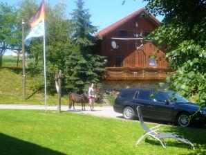 Urlaub auf dem Gotzlerhof-Ferienhaus mit Pool