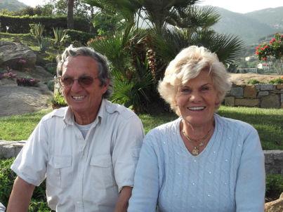 Ihr Gastgeber Heidi und Mario Frigerio