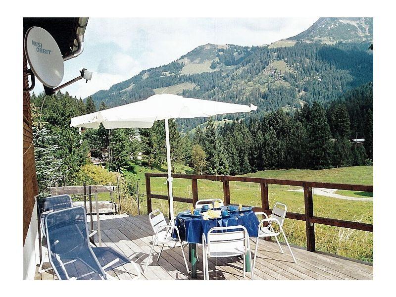 Ferienhaus Chalet Bergblick A