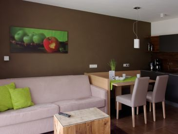 Apartment im Landhaus Freiburgerhof