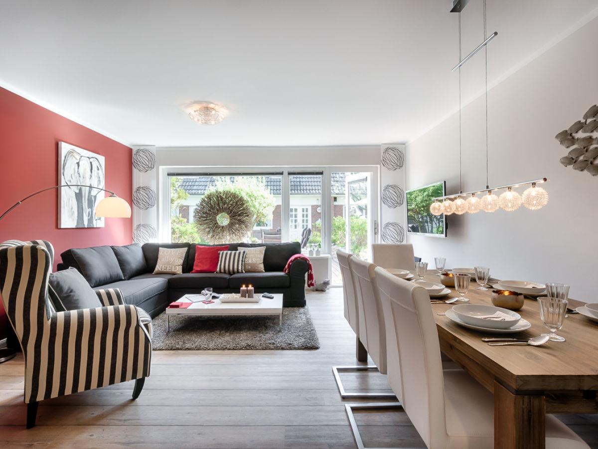 Attraktiv Wundervoll Wohn /Esszimmer Mit Zugang Zur Terrasse