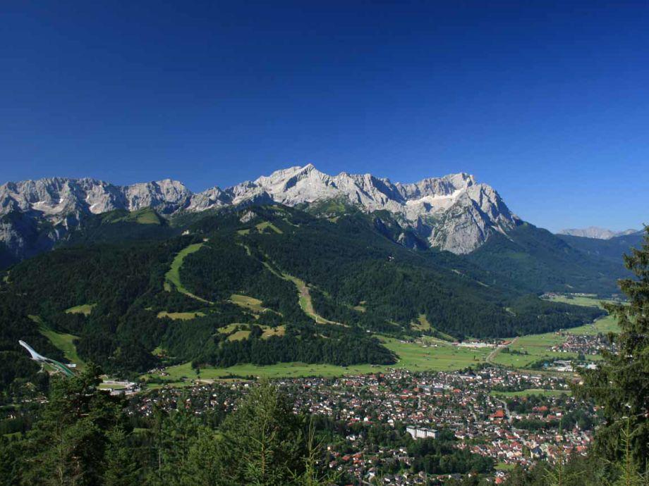 Ferienwohnung Wolke 7, Garmisch-Partenkirchen - Familie ...