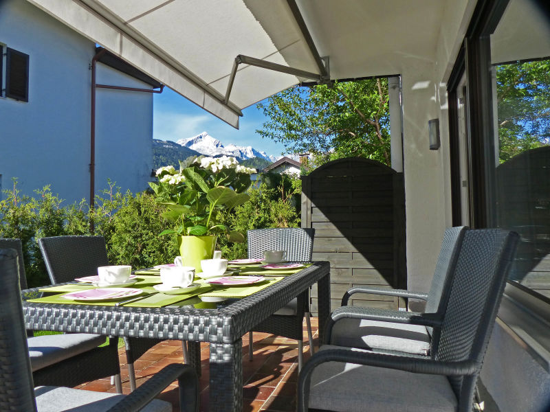 Holiday apartment Wolke7