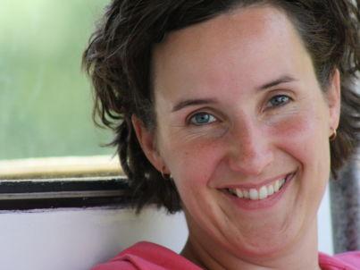 Your host Birgit Schwarz