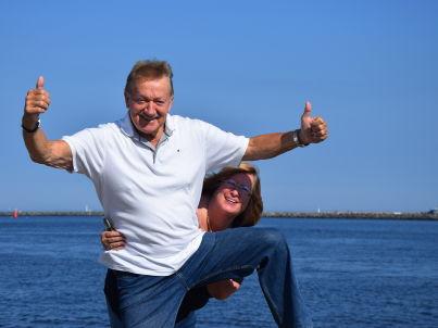 Ihr Gastgeber Barbara + Werner Ostheim