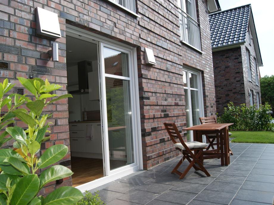 Terrassen Wohnung Gloster