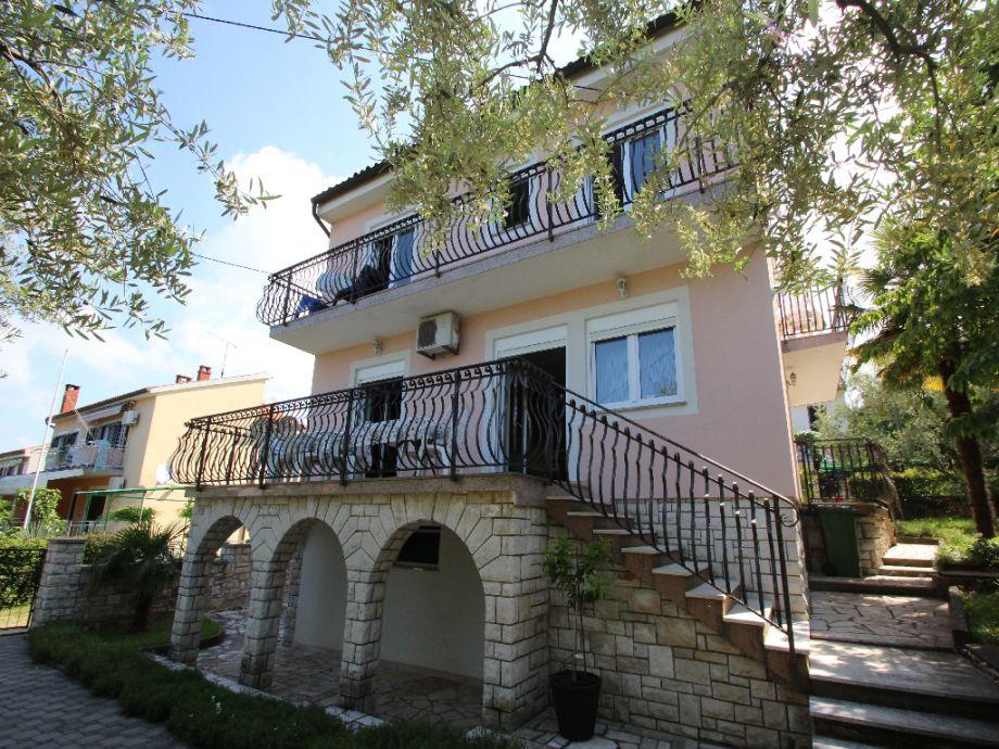 Ferienhaus Novak in Kroatien