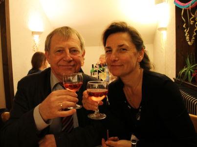 Ihr Gastgeber Hartmut + Carmen Escherich