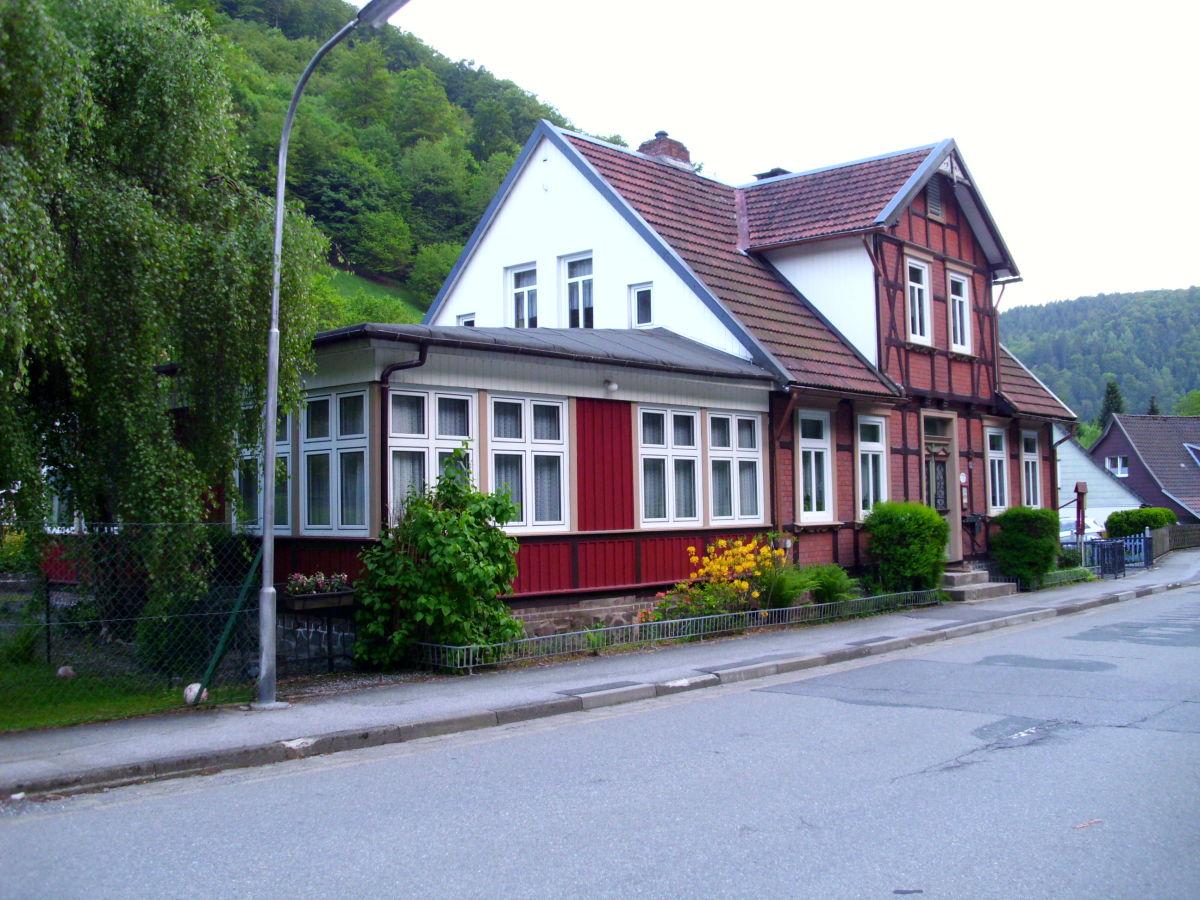 Ferienhaus Busse Zorge Frau Irene Michel