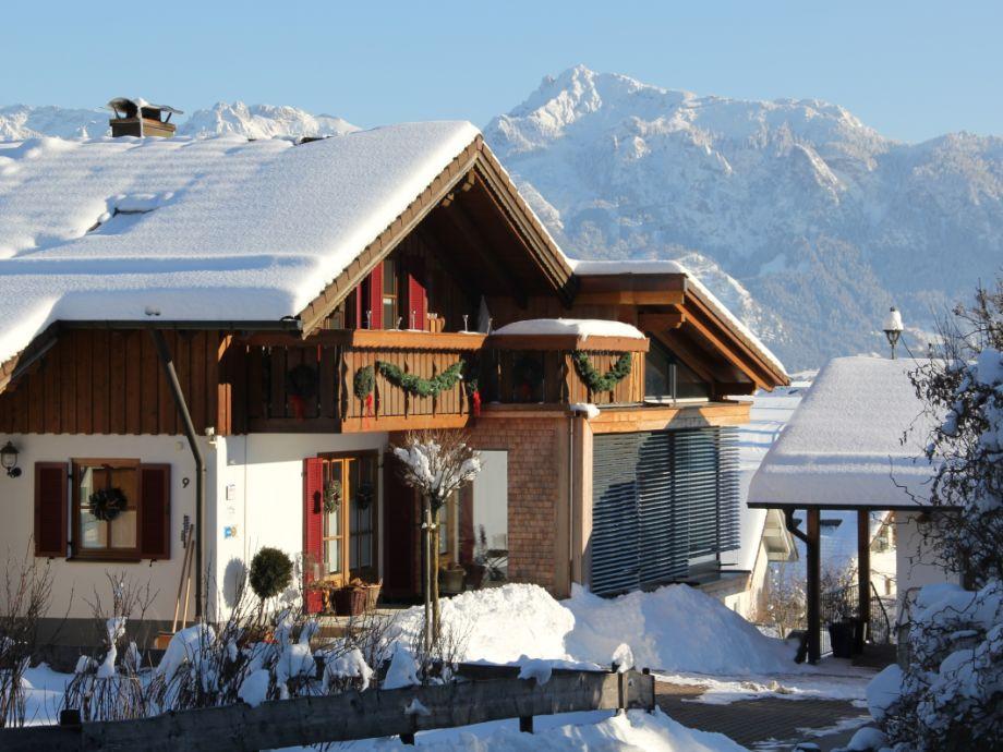 Haus Bergblick Winter