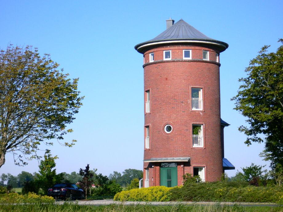 Wasserturm von aussen