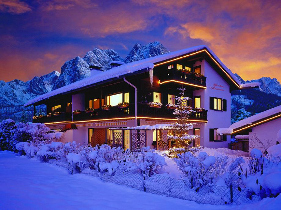 Gästehaus Marianne für die schönsten Tage des Jahres