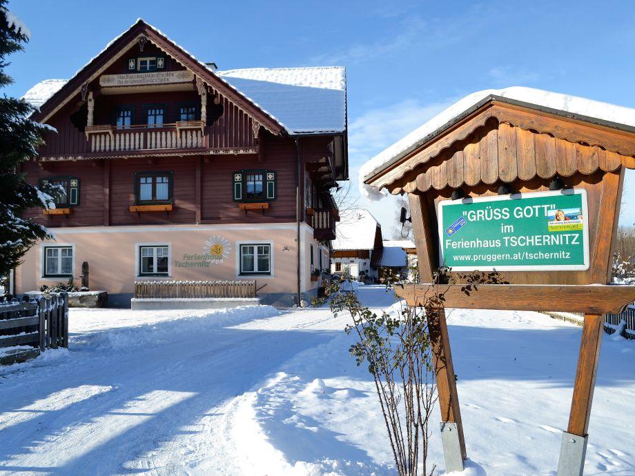Ferienhaus Tschernitz - Pruggern - Steiermark - Austria