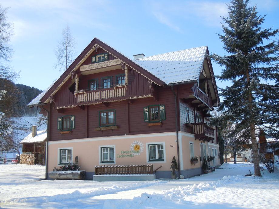 Ferienhaus Tschernitz inmitten der Skiregion Schladming