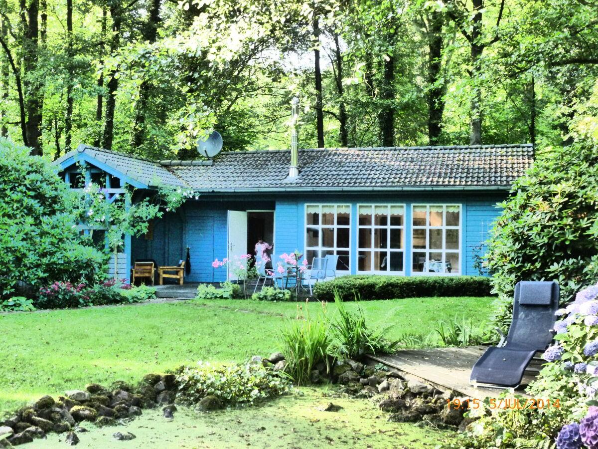 Ferienhaus Blaues Haus am Meer Zwischenahner Meer