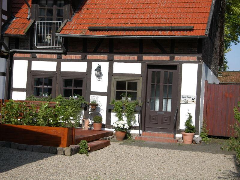 Ferienhaus Landhaus am Schloß