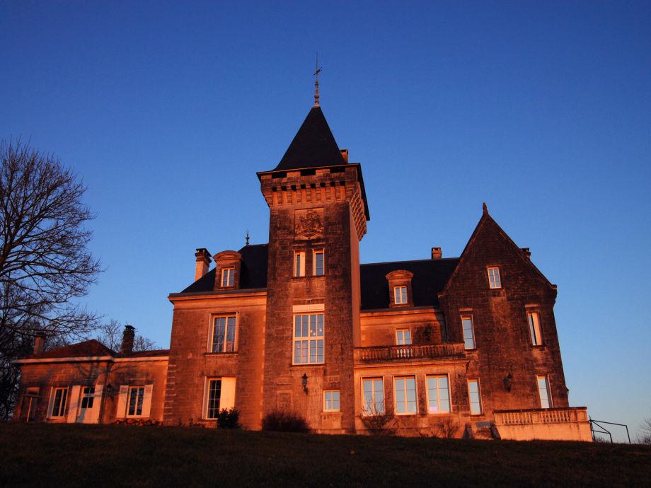 Castle romance
