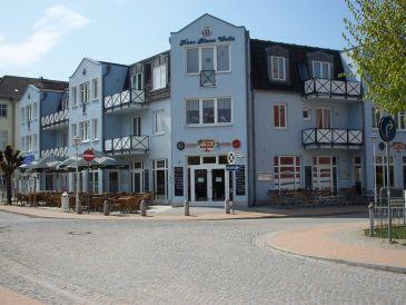 Ferienwohnung Haus Blaue Welle, Wohnung 16