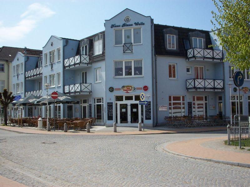 Holiday apartment Haus Blaue Welle, flat no. 16