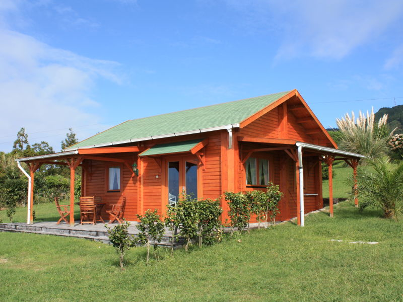 Ferienhaus Holzbohlenhaus/Sao Miguel