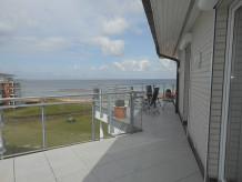 Ferienwohnung Strandpalais Duhnen Penthaus