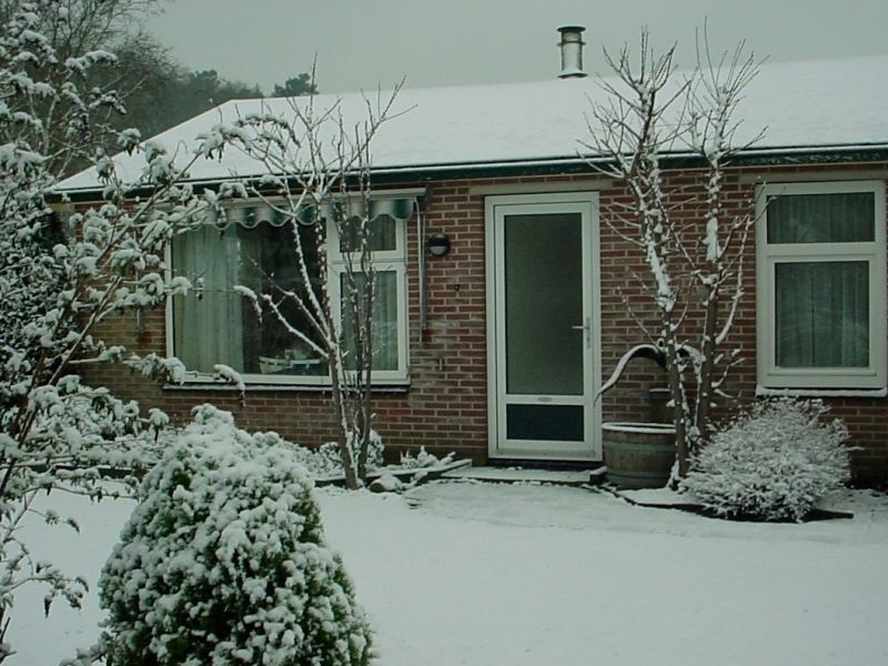 Bungalow in Schoorl