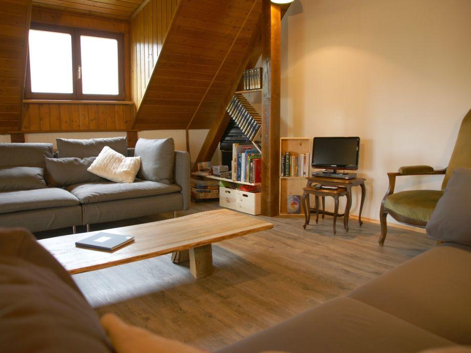 Wohnzimmer (détail)