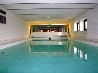 Mittelholstein mit Pool & Sauna