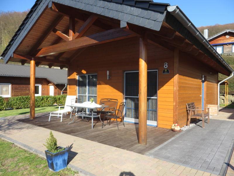 Ferienhaus Uferblick