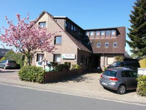 """Ferienhaus Gästehaus """"Wangerland"""" für 2 Personen"""