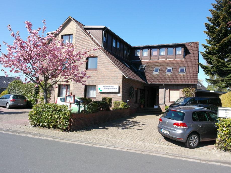 """Gästehaus """"Wangerland"""", Horumersiel"""