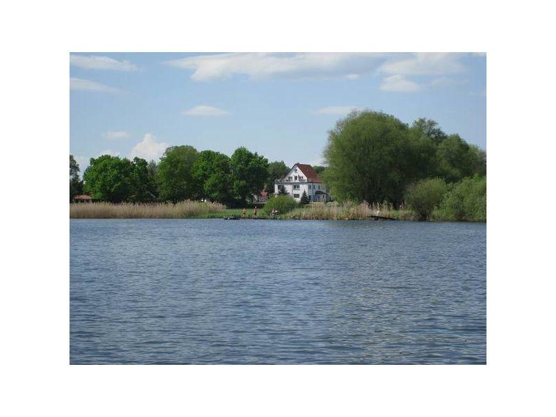 Ferienhaus im Spreewald direkt am See