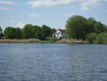 Ferienwohnung Ferienwohnung im Spreewald direkt am See