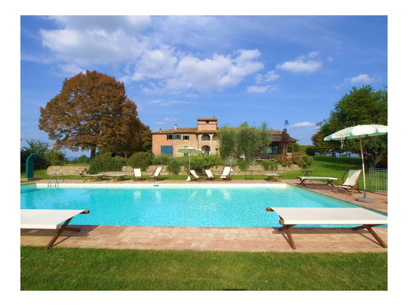 Ferienhaus Villa Borgonuovo