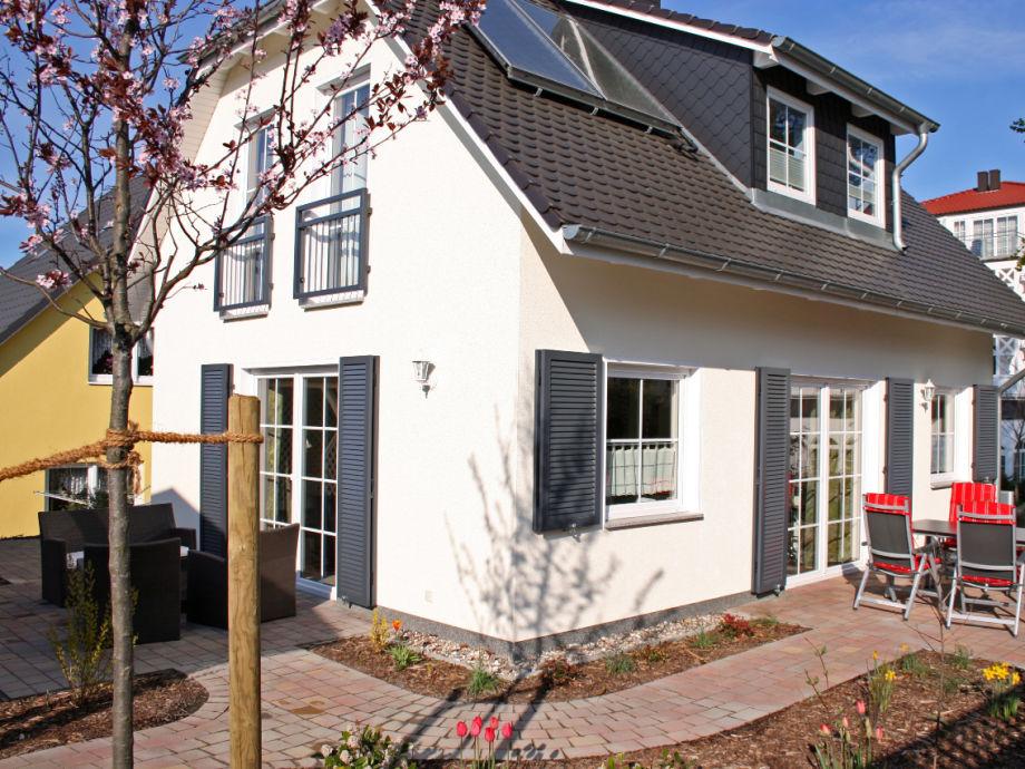Außenaufnahme Haus Klünderberg