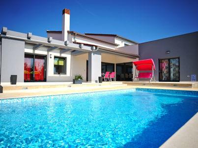 Villa Eva 1500m Strand